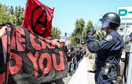 Public School Teachers Among Antifa Ranks